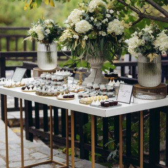 Giorgos & Magda | Welcome Table