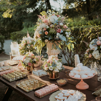 Thodoris & Christa | Welcome Table