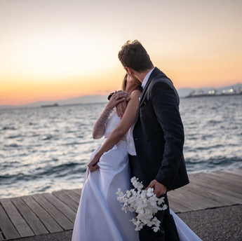 Ilias & Christina | after ceremony photo