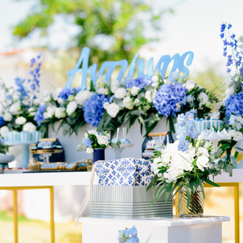 Antonis | Welcome Table