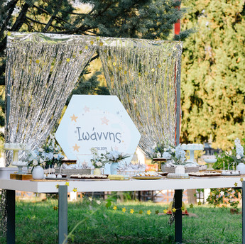 Ioannis | Welcome Table