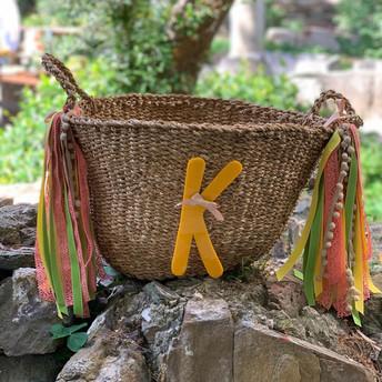 Konstantina | Christening Basket