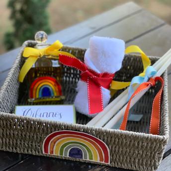 Filippos | Christening Basket