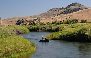FISHING THE BEAVERHEAD 2 RICK & SUSIE GR