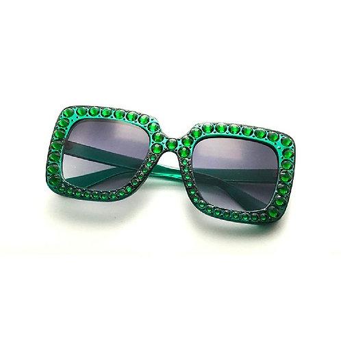 Emerald Glitz & Glam Shades