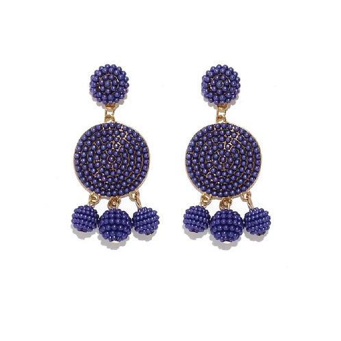 Pearlie Dangle Earrings
