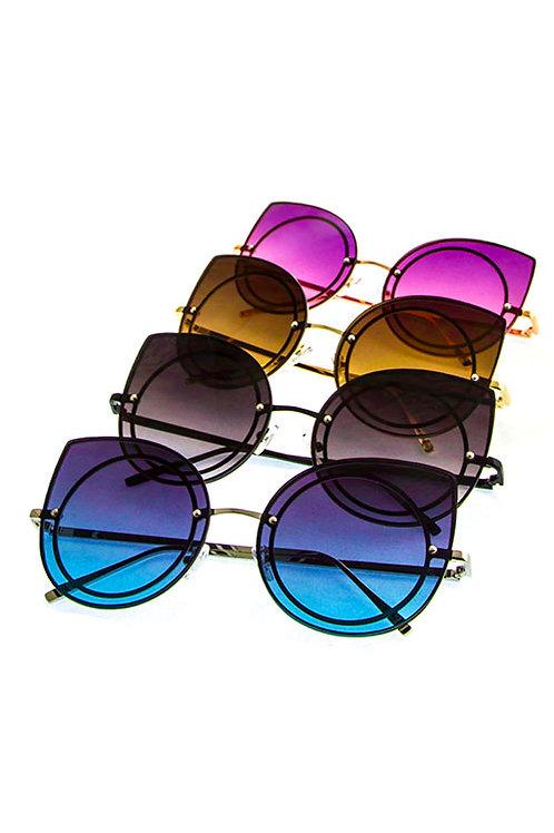 Bright Eyed Dollface Sunglasses