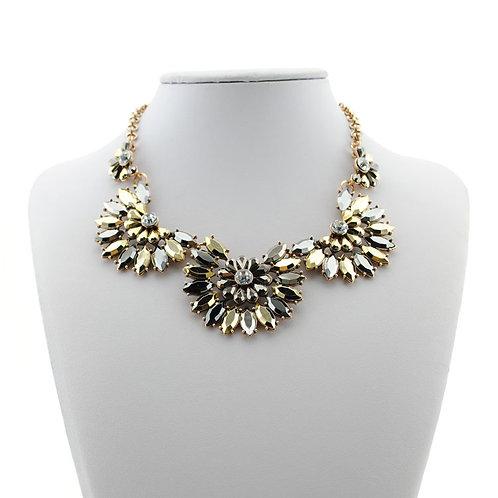 Razzle Dazzle Collar Necklace