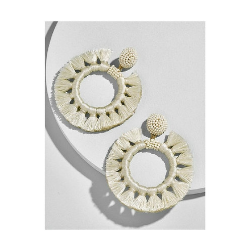 Drita Tassel Earrings