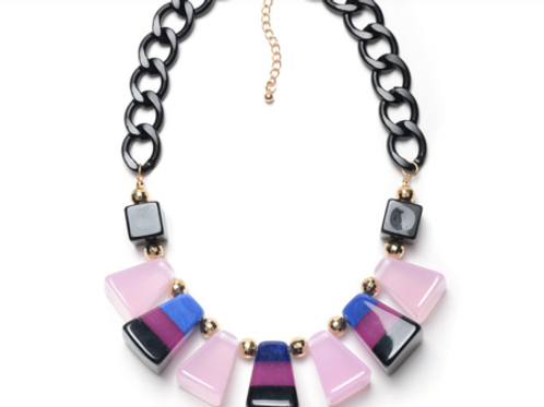 Berry Blue Bliss Necklace