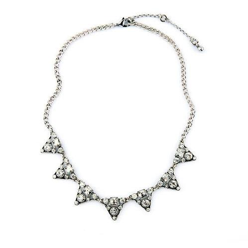 Vintage Bejeweled 3-pc Necklace Set