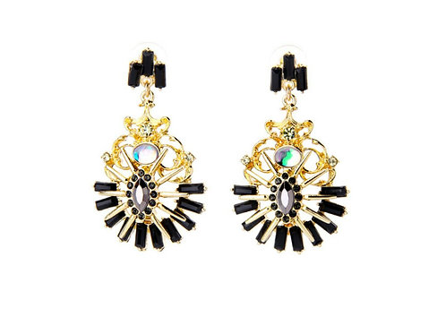 Goddess Drop Earrings