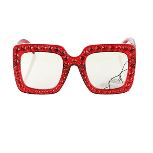Red Hot Glitz & Glam Frames