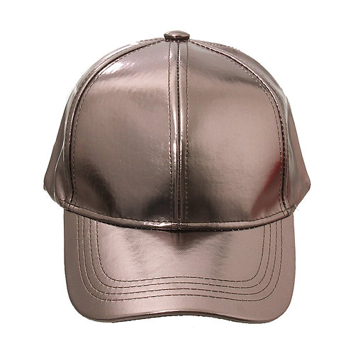 Metallic Glam Hat