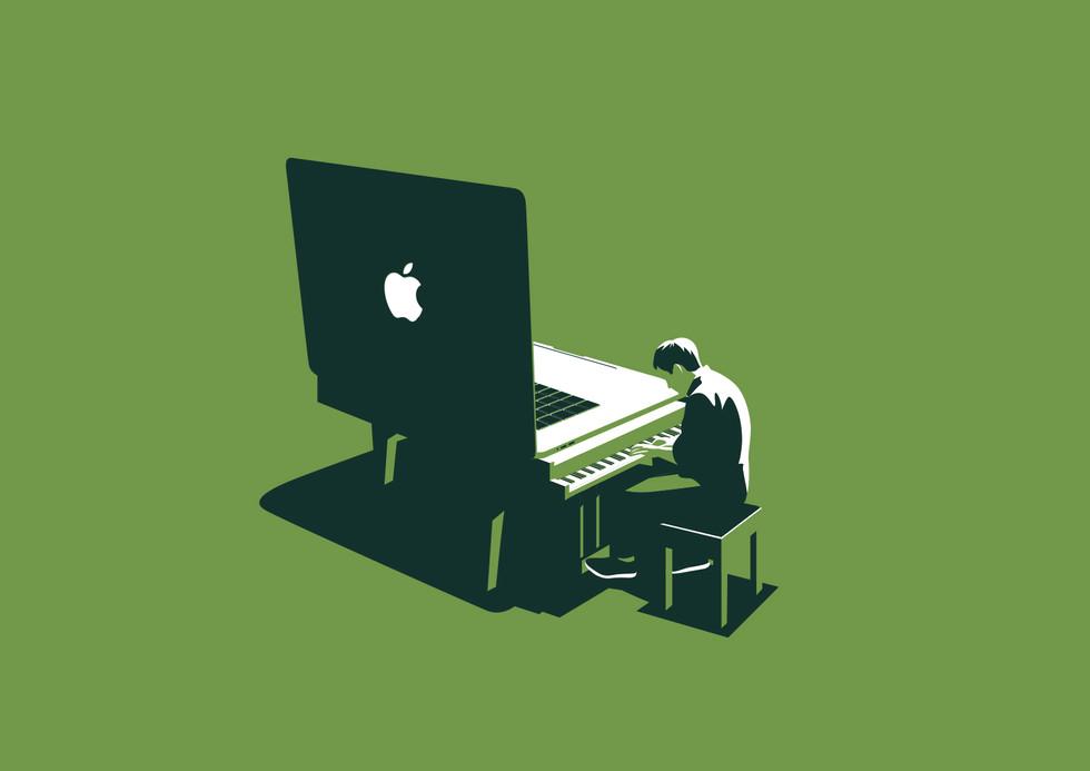 Making Music Nowadays