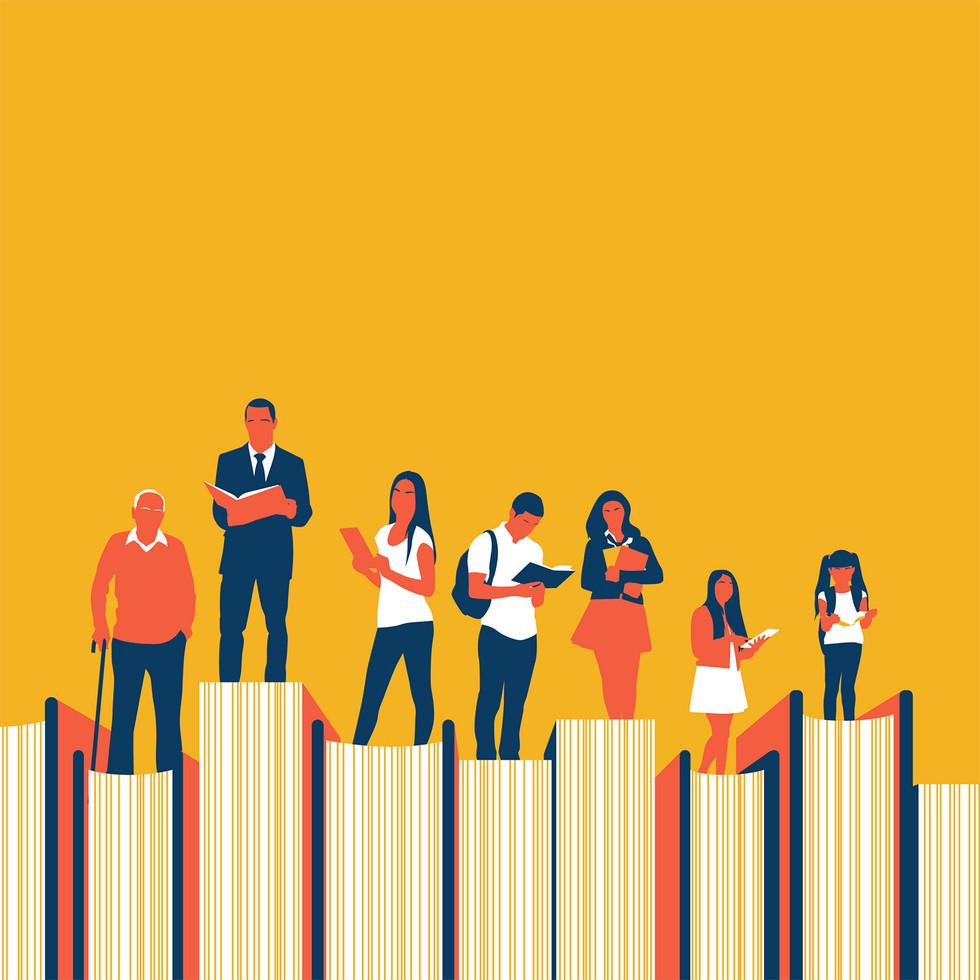 Generational Reading Survey: Reading Thr