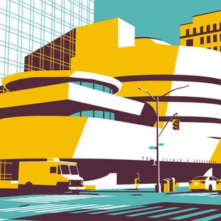 The Solomon Guggenheim Museum