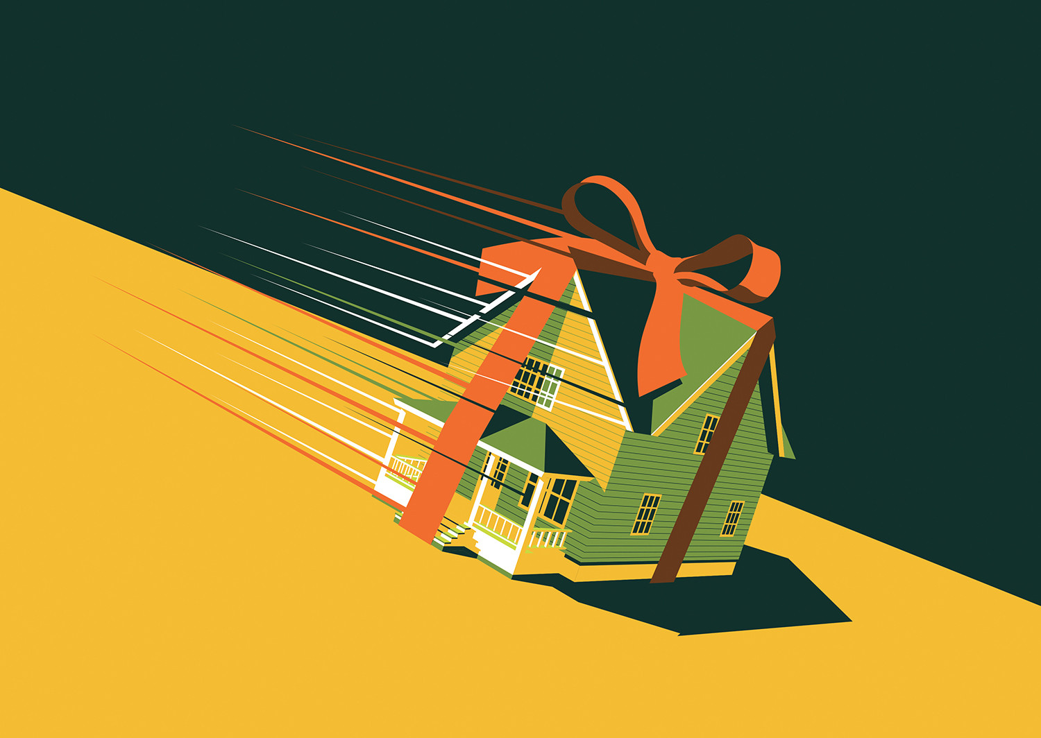 Are New Homes Becoming Old Hat?
