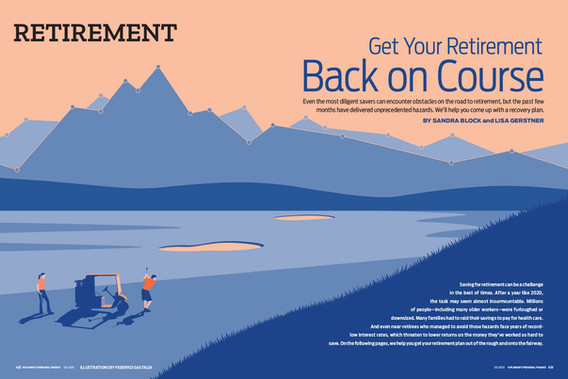 Get Your Retirement Back On Course