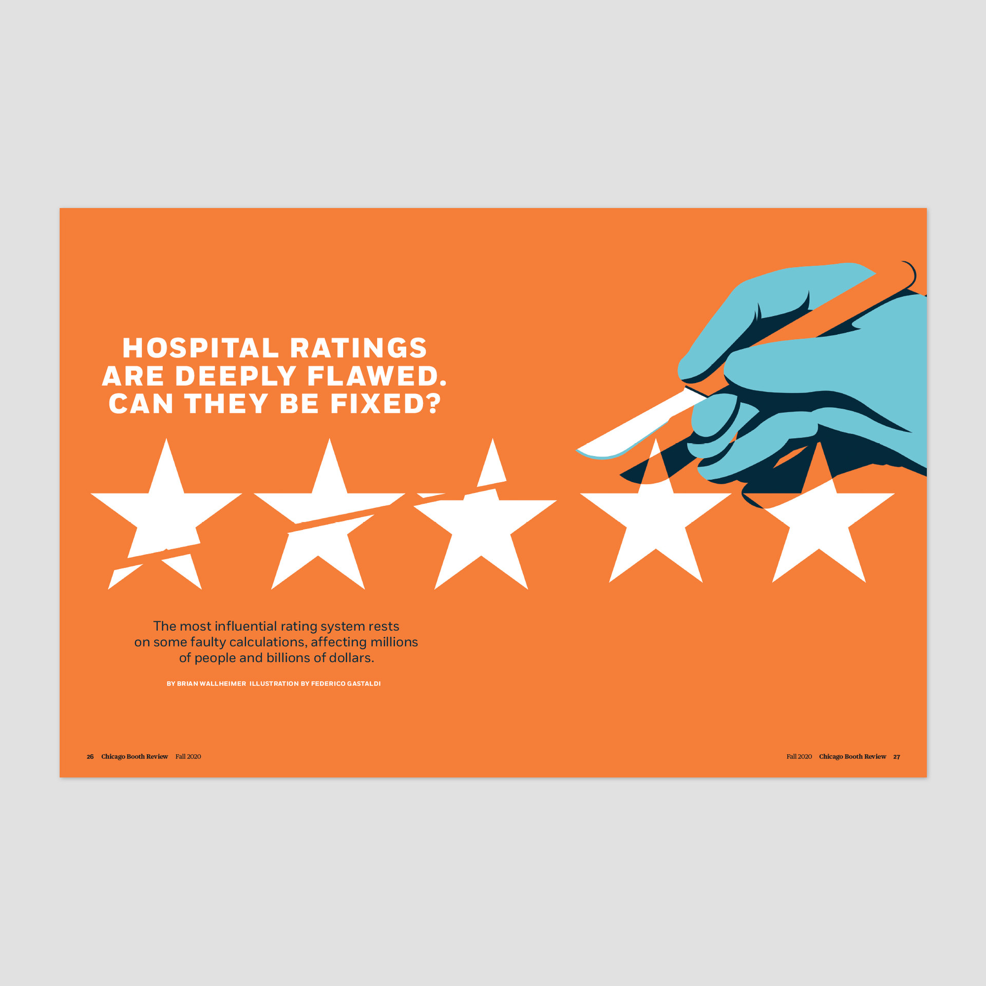 Hospital ratings
