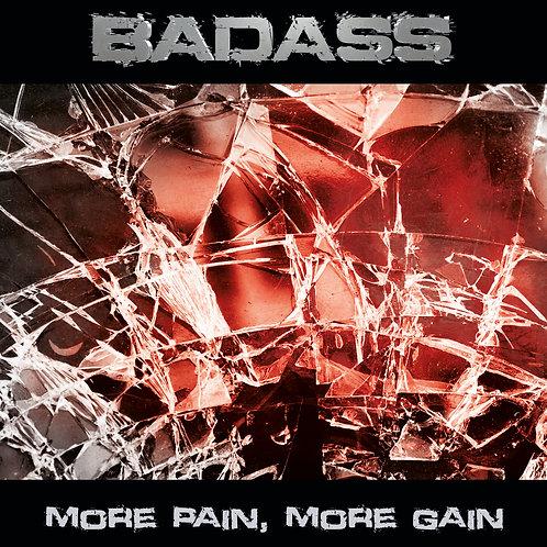 More Pain, More Gain - Album