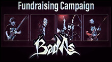 BAD AS launches new album fundraising campaign