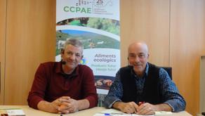 Entrevista a David Torrelles, Presidente del Consejo Catalán de la Producción Agraria Ecológica