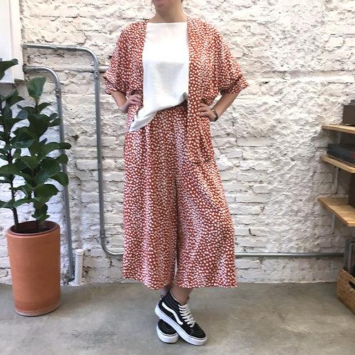 Kimono Onça Telha