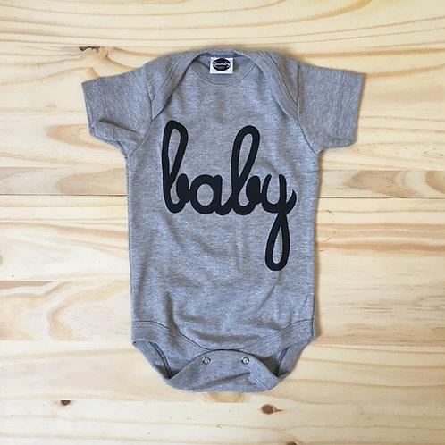 """Body m/c """"baby"""" mescla"""
