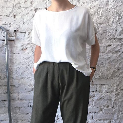 Blusa Rosana branca