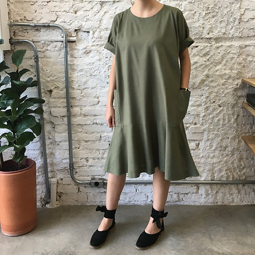 Vestido Clarice Verde