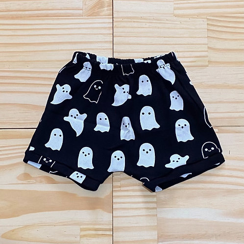 Shorts saruel 'fantasminha'