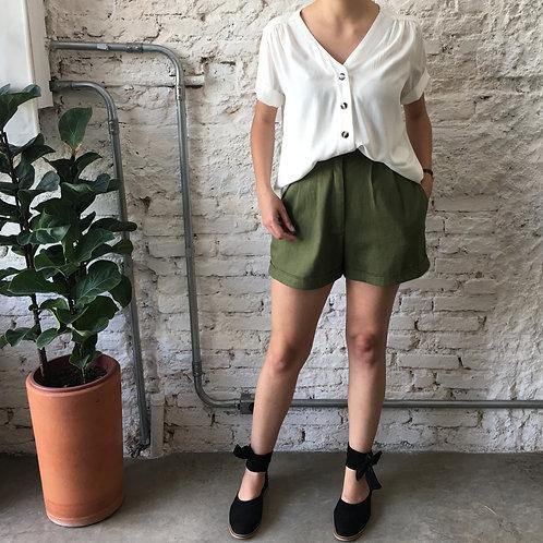 Camisa Alice Branca