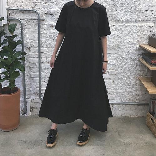 Vestido Morgana preto