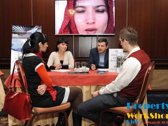 Компания SCG приняла участие в Kiev Property WorkShop
