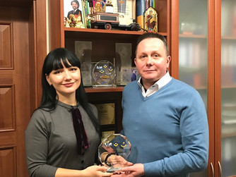 Компания SCG завоевала награду, как лучшее агентство зарубежной недвижимости Украины