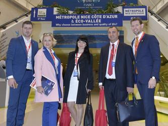 Команда SCG & FIABCI на крупнейшем в мире бизнес-форуме и выставке недвижимости MIPIM