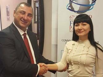 Поздравляем Анну Коваль с назначением на пост Генерального Секретаря Комитета FIABCI International