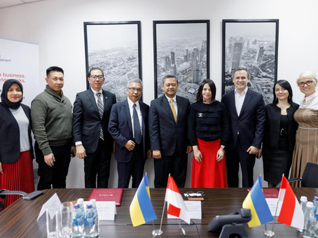 Property investors from Asia Pacific visited Ukraine