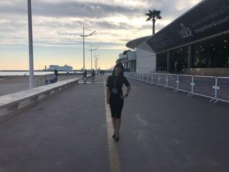 Анна Коваль на Cannes International Emigration & Luxury Property Expo 2017