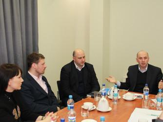 Руководитель компании приняла участие в круглом столе с советником министра юстиции, обсудив реформу