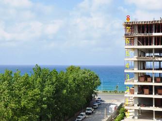 В Аланье полным ходом идет строительство нового проекта Konak Tower