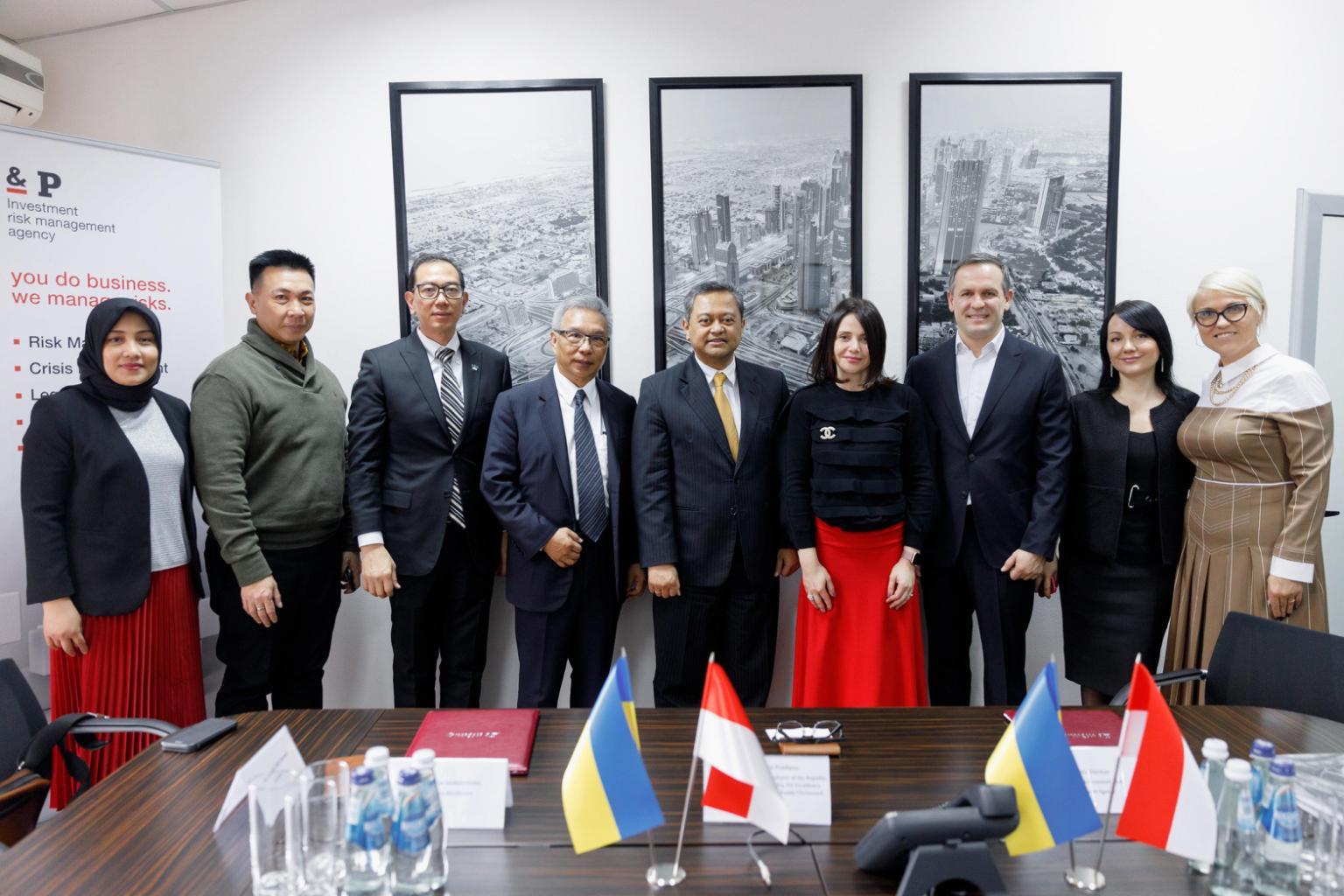 Презентация инвестиционных возможностей Украины индонезийскому инвестору Ciputra Group