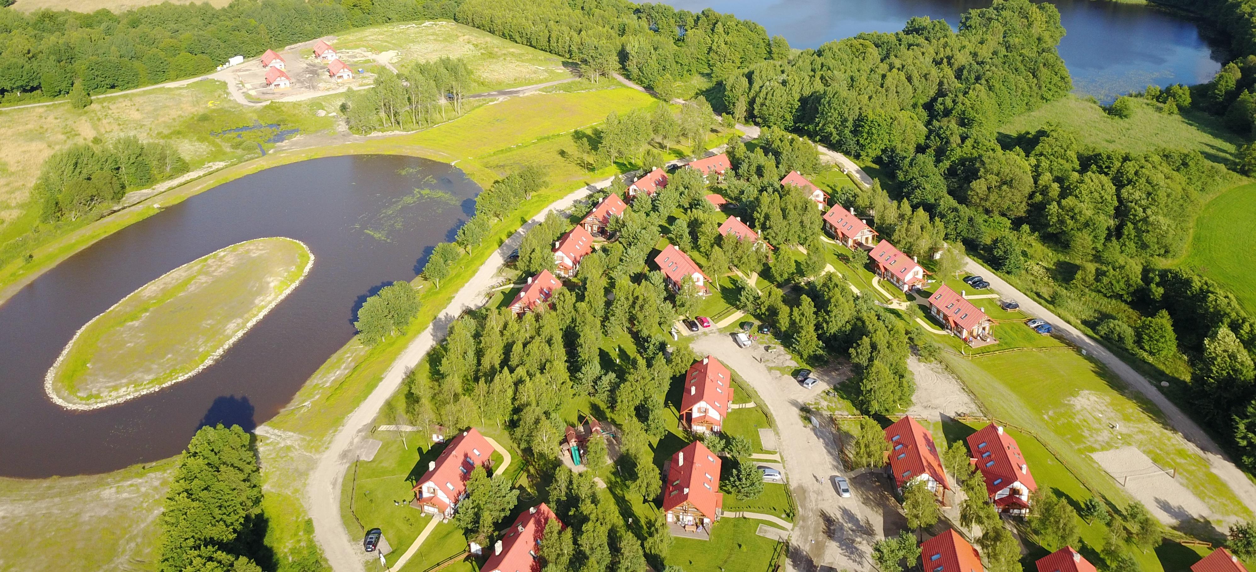 Barkocin Village - construction