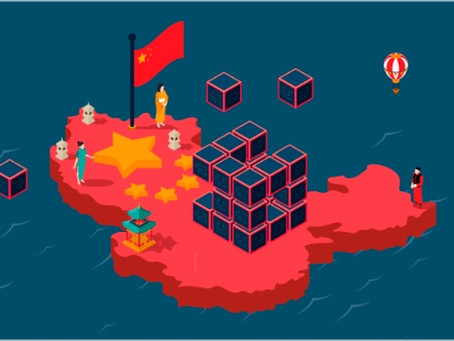 China launches its nationwide Blockchain based Service Network