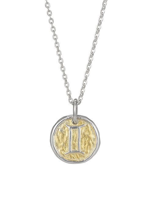 Simon Harrison Jewellery- Zodiac West Gemini Pendant