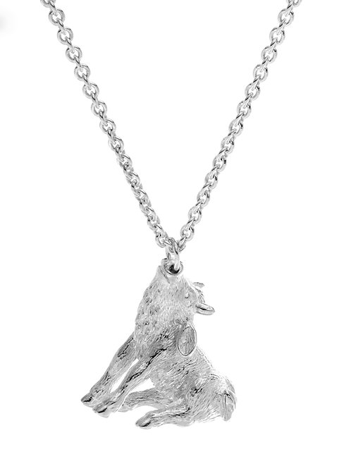 Simon Harrison Jewellery- Zodiac East Ox Pendant
