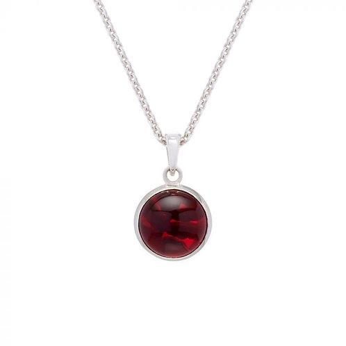 Simon Harrison Jewellery- Celtic Zodiac Necklace Rowan Pendant