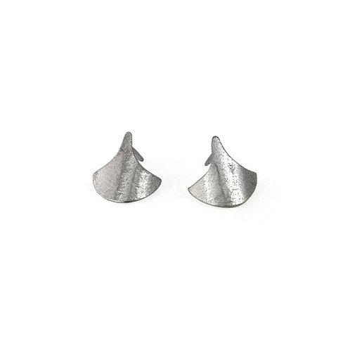 Cara Tonkin- Siren Scale Stud Earrings
