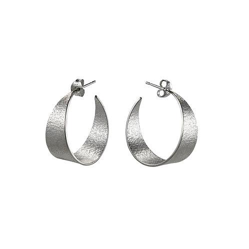 Cara Tonkin- Icarus Medium Hoop Earrings